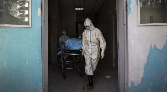 عمال في مجال الصحة (أرشيف)