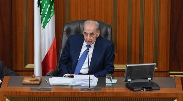 رئيس مجلس النواب اللبناني نبيه بري (البرلمان اللبناني)