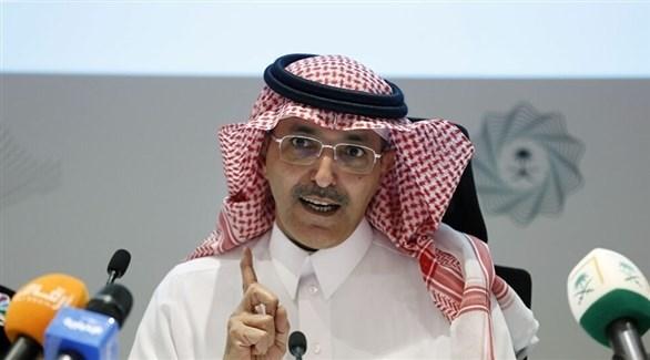 وزير المالية السعودي محمد الجدعان (أرشيف)