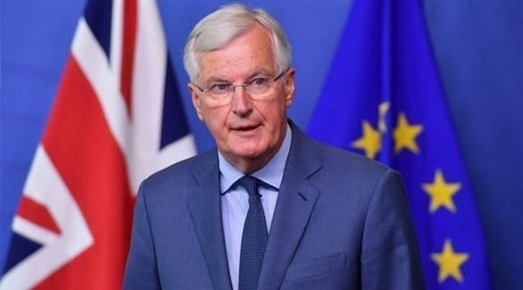 كبير مفاوضي الاتحاد الأوروبي ميشال بارنييه (أرشيف)