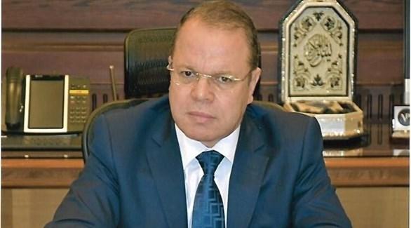 النائب العام المصري، المستشار حمادة الصاوي (أرشيفية)
