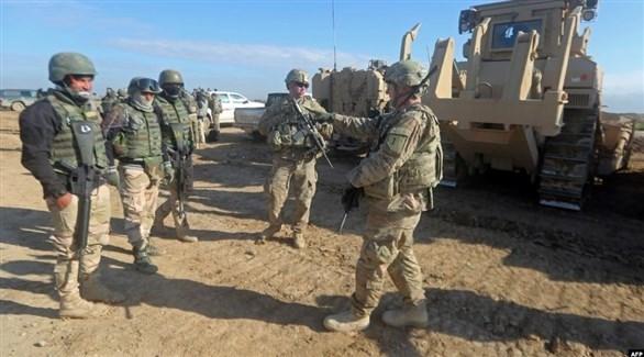 قوات أمريكية في العراق (أرشيف)