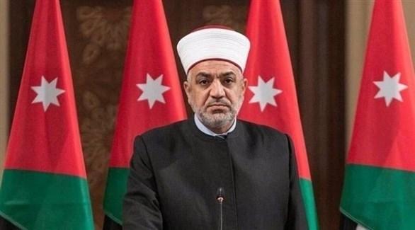 وزير الأوقاف والشؤون والمقدسات الإسلامية الاردني الدكتور محمد الخلايلة (أرشيف)