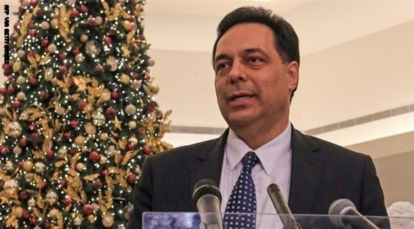 رئيس حكومة لبنان حسان دياب (أرشيف)