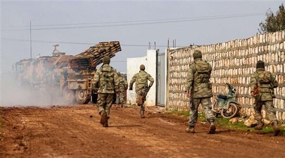 جنود أتراك في سوريا (أرشيف)
