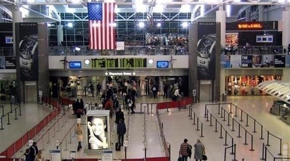 مطار أمريكي (أرشيف)