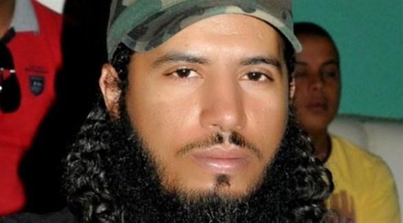 الإرهابي الليبي زياد بلعم (أرشيف)