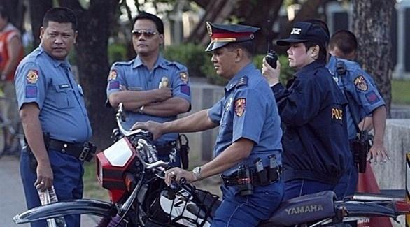 عناصر من الشرطة في الفلبين (أرشيف)