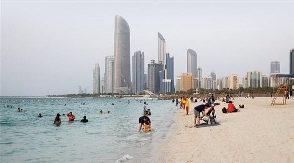 أحد الشواطئ في الإمارات (أرشيف)