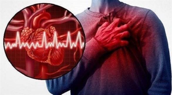 القلب يصبح حساساً للضغوط النفسية بعد الأزمة الأولى (تعبيرية)