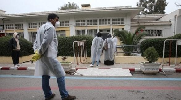 الكادر الطبي في الجزائر (أرشيف)