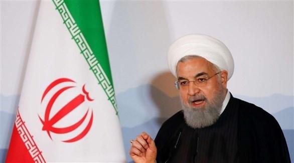 الرئيس الإيراني، حسن روحاني (أرشيفية)