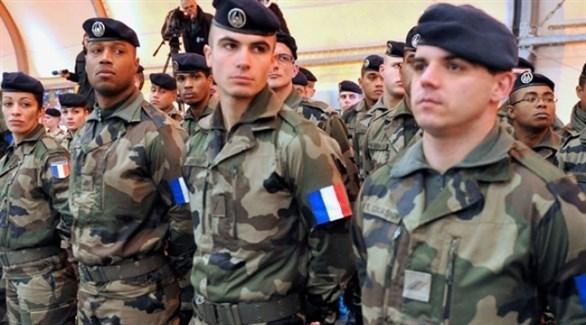 عناصر من الجيش الفرنسي (أرشيف)