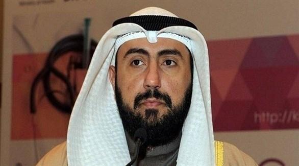 وزیر الصحة الكویتي الشیخ الدكتور باسل الصباح (أرشيف)