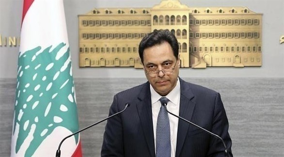 رئيس الحكومة اللبنانية حسان دياب (أرشيف)