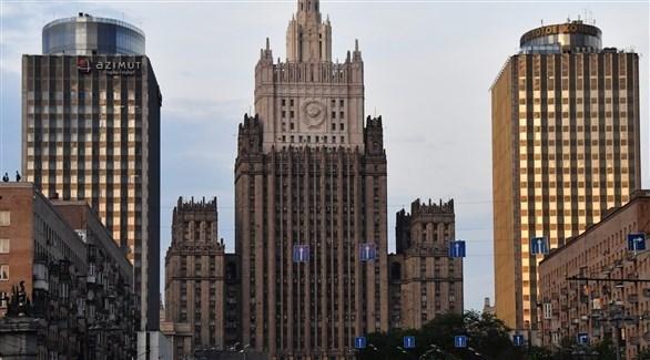 مبنى الخارجية الروسية (أرشيف)