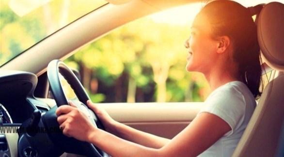 تدابير للحماية من أشعة الشمس في السيارات