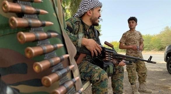 عناصر مسلحة في ليبيا (أرشيف)