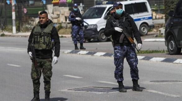 عناصر من الشرطة الفلسطينية في الضفة الغربية (أرشيف)