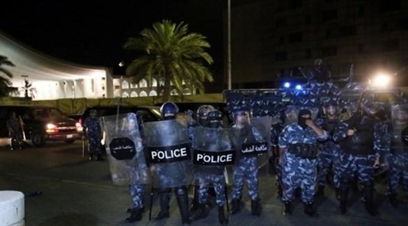 عناصر من قوات الأمن الكويتية (أرشيف)