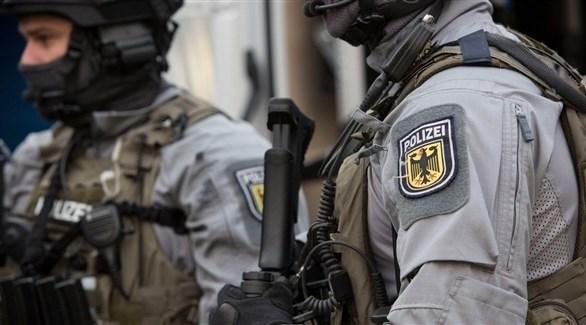 عناصر من القوات الأمنية في ألمانيا (أرشيف)