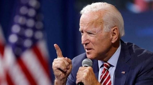 المرشح الديمقراطي لانتخابات الرئاسة الأمريكية جو بايدن (أرشيف)