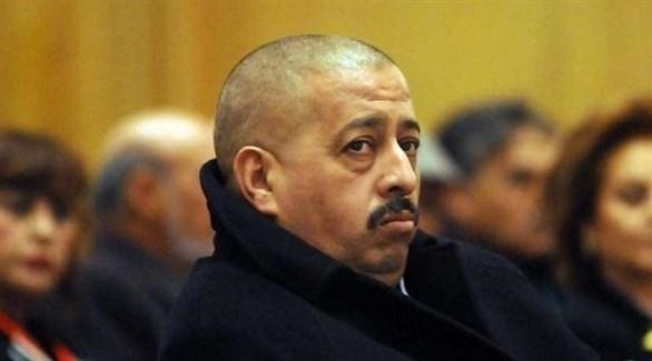 رجل الأعمال الجزائري محي الدين طحكوت في المحكمة (أرشيف)