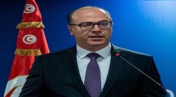 رئيس حكومة تصريف الأعمال التونسي إلياس الفخفاخ (أرشيف)