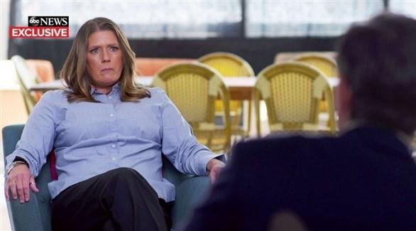 ماري ترامب خلال مقابلة تلفزيونية (أرشيف)
