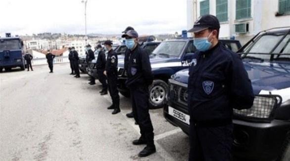 أمن جزائري (أرشيف)