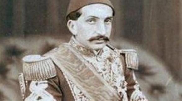 السلطان العثماني عبد الحميد الثاني (أرشيف)