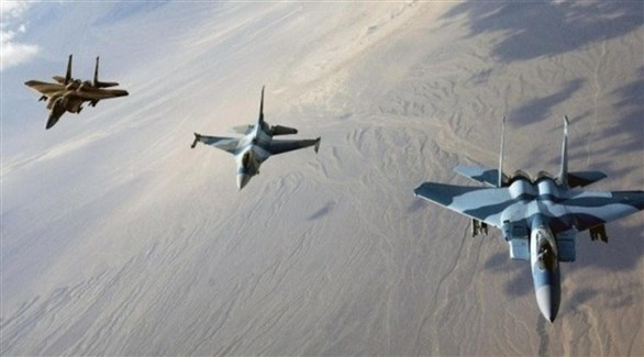 طائرات حربية تابعة للتحالف الدولي (أرشيف)