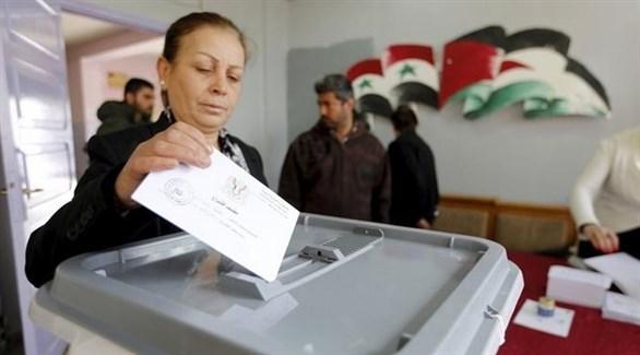 سورية تدلي بصوتها في انتخابات سابقة (أرشيف)