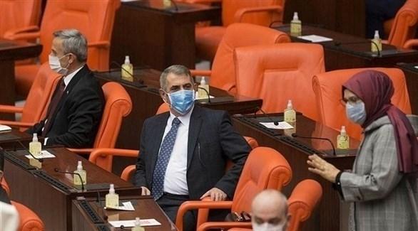 نواب في البرلمان التركي (أرشيف)