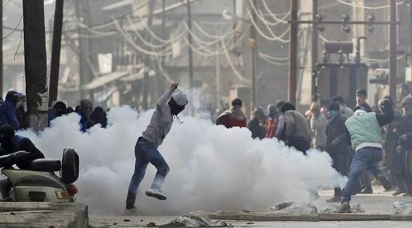 اشتباكات في كشمير (أرشيف)