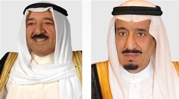 ملك السعودية وأمير الكويت (أرشيف)