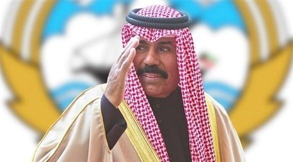 ولي العهد الشيخ نواف الأحمد الجابر الصباح (أرشيف)