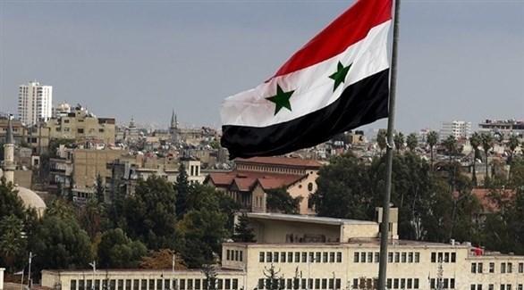 العلم السوري (أرشيف)