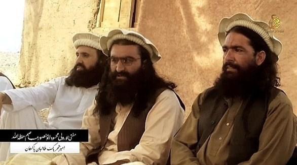 زعيم حركة طالبان باكستان نور ولي محسود (أرشيف)