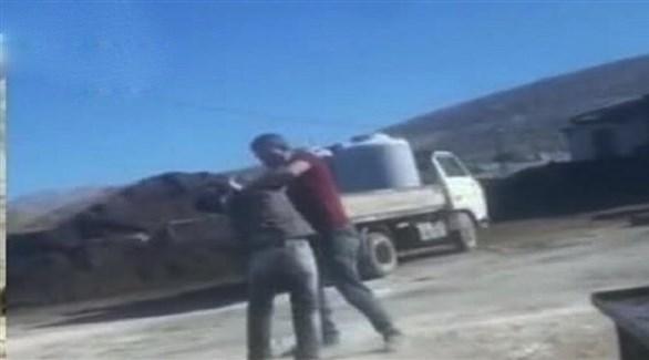 (لقطة من الفيديو)
