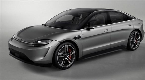 سيارة سوني الكهربائية الجديدة