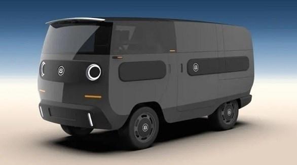 مفهوم جديد لسيارة كهربائية يتم تركبها كقطع الليغو (ديلي ميل)