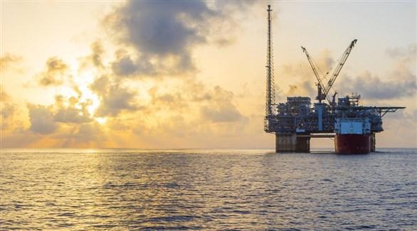 منصة نفط أمريكية في خليج المكسيك (أرشيف)