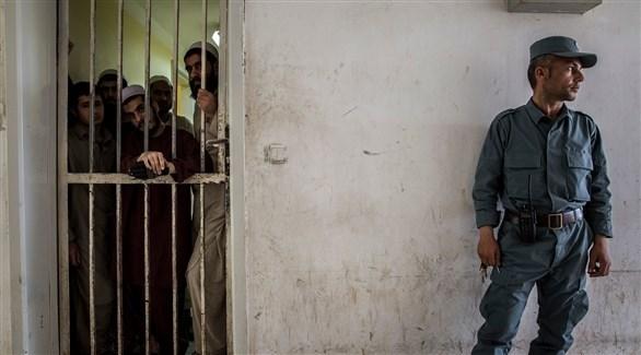 سجناء في أفغانستان (أرشيف)