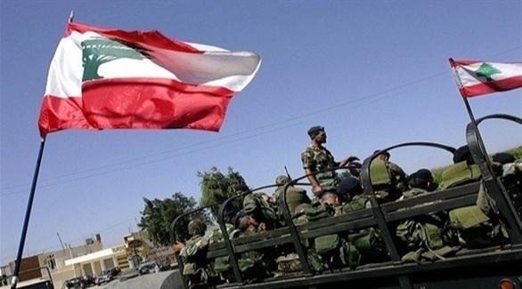 القوات العسكرية اللبنانية (أرشيف)