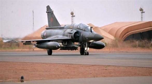 المقاتلة الفرنسية ميراج 2000 (أرشيف)