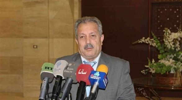 رئيس الوزراء السوري المكلف حسين عرنوس (أرشيف)