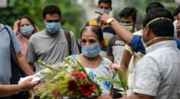 قواعد جديدة في الهند تسمح بعودة المزيد من الأنشطة التي توقف بسبب كورونا (أرشيف)