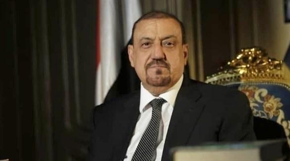 رئيس البرلمان التابع للحكومة اليمنية المعترف بها دولياً سلطان البركاني (أرشيف)