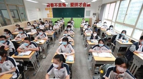 مدارس في ووهان الصينية (أرشيف)